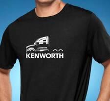 Kenworth T700 700 Classic Design Semi Truck Tshirt NEW FREE SHIPPING