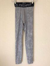 New Adidas TechFit Climalite Compression Pants Tight Training/Running AZ7736