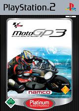 MotoGP 3 Platinum PS2 Playstation 2