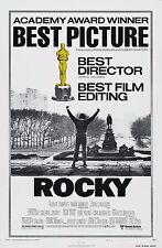 Rocky Poster De Película Retro Vintage A0-A1-A2-A3-A4-A5-A6-MAXI 322