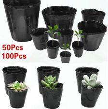 crèche pot plante Plateau Boîte en plastique semence Pochette Raising Sac jardin