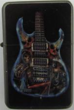 Guitar&Skulls Star Lighter In Gift Tin