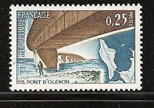 FRANCE # 1162 MNH OPENING OF OLERON BRIDGE