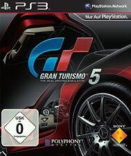 Ps3 Gran Turismo 5, playstation, Sony, English