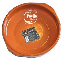 Set of 26cm Terracotta Tapas Dishes 1 - 6 Units , Spanish Cazuelas , Casserole