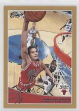 2009-10 Topps Gold #40 Joakim Noah Chicago Bulls Basketball Card