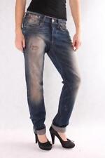 REPLAY WV650 278 810 009, Damen Jeans, Boyfit Schnitt