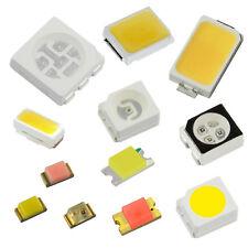 SMD LEDs verschiedene Typen/ LED Smds mini Leuchtdiode Lok Beleuchtung Modellbau