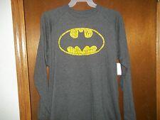 DC Comics Batman Logo with words inside  t-shirt NWT M-XL