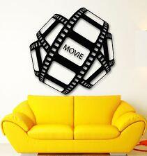 Wall Sticker Vinyl Decal Movie Film Hollywood Cinema TV Decor (ig2065)