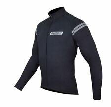 Windproof Water Resistant Mens Black Thermal Jacket Race Fit DVJ040
