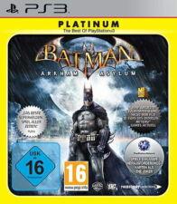 Batman: Arkham Asylum -- Platinum (Sony PlayStation 3, 2010) PS3