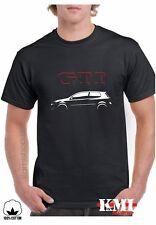 Camiseta Volkswagen VW GOLF GTI MK5 MKV T-shirt  **CALIDAD 100%**
