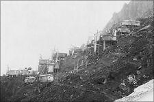 Poster, Many Sizes; Eskimo Stilt Village On King Island 1905
