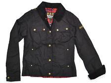 BARBOUR INTERNATIONAL Ladies' Dera Vulcan Waxed Cotton Jacket