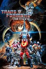 Posters USA - Transformers The Movie Original G1 Movie Poster Glossy - MOV847