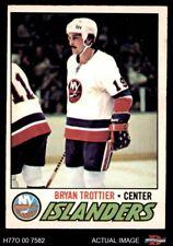 1977 O-Pee-Chee #105 Bryan Trottier Islanders EX/MT