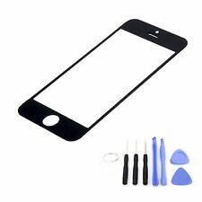 FRONTGLAS für iPhone 5 5C 5S SCHWARZ Glas Display Touchscreen Retina NEU & OVP