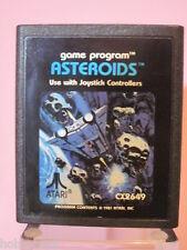 Atari 2600 Asteroids CX2649 Video Game
