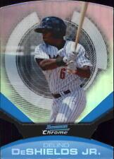 2011 Bowman Chrome Futures Refractors #4 Delino DeShields Jr. RC Rookie Astros