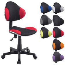 Chaise bureau BASTIAN fauteuil travail tabouret filet nylon ordinateur réglable