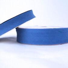 Liso Bies Cinta - 18mm - Azul Medio
