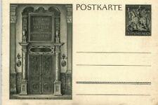 Reichenkapelle München DR Ganzsache Goldschmiede-Kunst; Ganzsachen Postkarte