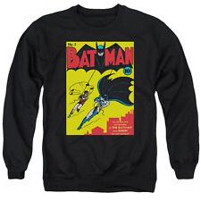 Batman Batman First Mens Crew Neck Sweatshirt