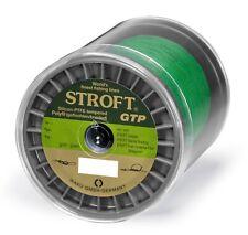 Ligne de pêche stroft GTP Type R tressé 1000m Vert