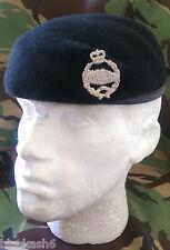 Royal Tank Regiment RTR Beret & Cap Badge New