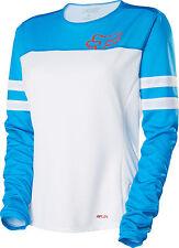 Fox Racing Womens Ripley Long Sleeve L/S Jersey Blue