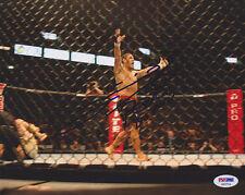 Antonio Silva SIGNED 8x10 Photo UFC MMA PSA/DNA AUTOGRAPHED