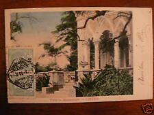 cpa portugal cintra palacio monserrate
