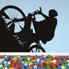 Rower górski Kolarstwo Sportowe Naklejka Na ścianę WS-17870