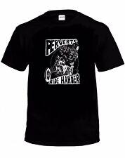 Perverts Ride Vintage Biker Tshirt Harley Davidson Panhead knuckle Chopper Motor