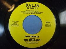 Ballads: Butterfli / Confessing a Feeling [Balja label]