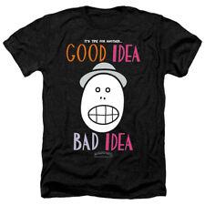 Animaniacs - Good Idea Bad Idea - Adult Heather T-Shirt