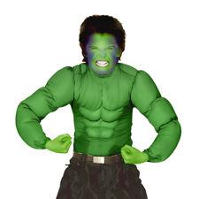 Supereroe Costume per bambini HULK COMIC superheldenkostüm VERDE muscolo