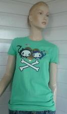 Tokidoki Skeletrino & Skeletrina Girls T-Shirt