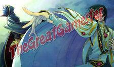 Code Geass C.C. and Lelouch in Mask Custom Playmat / Gamemat / Mat #369423