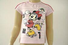 Adidas Disney * dulce t-shirt * Minnie Mouse * Rosa * nuevo con etiqueta