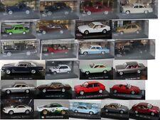 Fiat, Simca, lancia, alfa romeo modelo/auto-escala (1:43) - escoger: