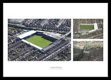 Luton Town Kenilworth Road Football Stadium Aerial Photo Memorabilia (LTMU1)