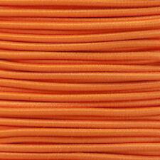 Gummikordel Gummiband Rundgummi Gummiseil Ø4mm schwarz  3m 5m 10m 0,60€ Lm