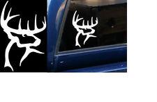 "12 "" BUCK COMMANDER decal sticker bow gun hunting deer car truck DUCK DYNASTY"