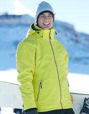 James & Nicholson Skijacke Herren Wintersport Jacke Softshell S M L XL 2XL 3XL