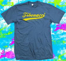 Fibonacci matemáticas Geek-T Shirt - 8 Opciones de color-Pequeño A 3xl -