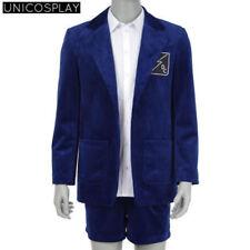 Band AC/DC Angus Young Cosplay Costume School Boy Uniform Men's Suit