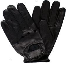 Genuine Leather Cowhide Bikers' Driving Gloves # 2662