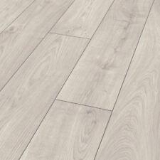 KRONOTEX Klick Laminat 11,49€/m² Exquisit Atlas Oak Weiß D3223 Fuge hell grau